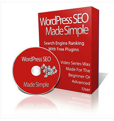 Wordpress Seo Search Engine Optimization Made Simple - 10 Video Tutorials