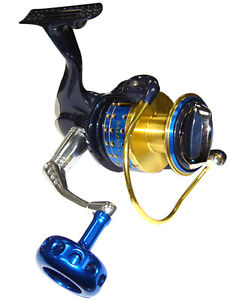 Okuma SALINA II 5000 Jigging Reel big game fishing