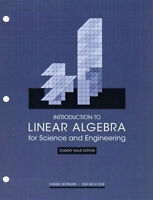 Introduction to Linear Algebra for Science and Engineering (2nd)