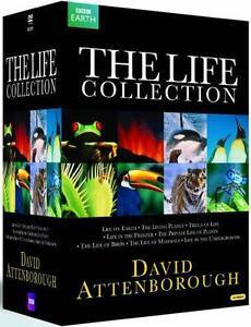 THE LIFE COLLECTION BBC DAVID ATTENBOROUGH *24 DVD SET* NEW R4