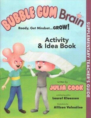 Idea Bubble (Bubble Gum Brain Activity & Idea Book : Ready, Get Mindset... Grow!,)