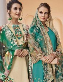 BAHNI ERIKA WHOLESALE CASUAL ETHNIC WEAR SALWAR SUITS IN TEXTILEDEAL.IN