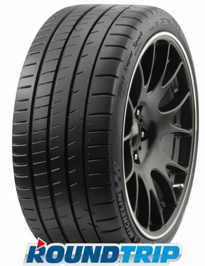 2x Michelin Pilot Super Sport 285/30 ZR20 99Y XL, (*)