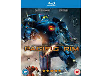 Pacific rim blu-ray (NEW)