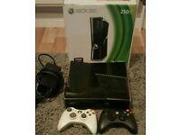 Xbox 360 Elite 250gb with Fifa 16