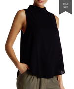 ASTR x TOPSHOP cami high neck tank silk zimmermann top races Brisbane City Brisbane North West Preview