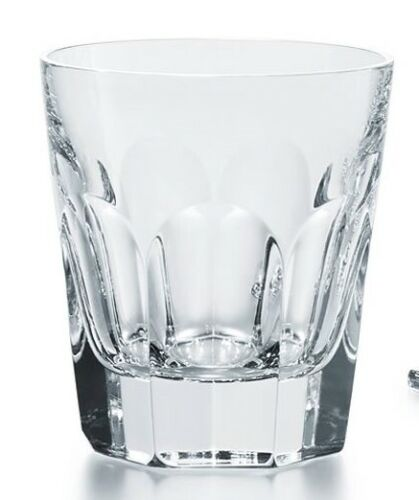 Baccarat Harcourt - double old fashion glass / tumbler