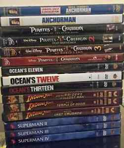 DVD sets/series (Take 2 and get $5 off)
