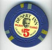 Desert Inn Las Vegas Casino Chips