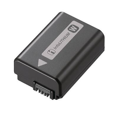 Genuine Sony Np Fw50 Rechargeable Battery Pack Vg Oem