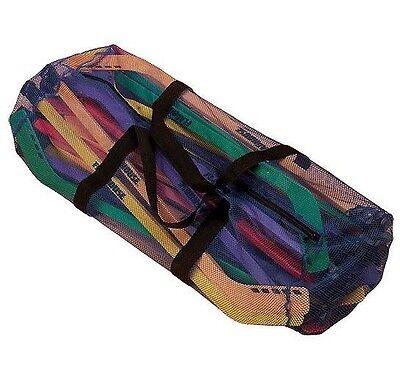 Mesh Hockey Stick Bag Pool Supplies Quick Dry Noodles Swim Class Gear Water 1344