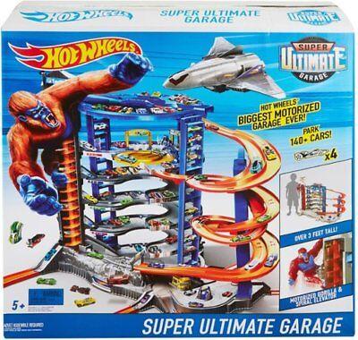 Hot Wheels Super Ultimate Garage Playset Play Set - New i  sealed box