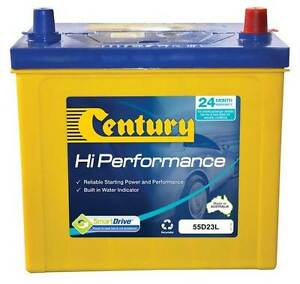 CENTURY 55D23LMF HIGH PERFORMANCE BATTERY 24 MTHS NATIONAL WARR Windsor Hawkesbury Area Preview