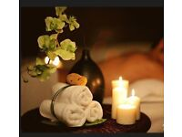 Relaxing tranquility massage
