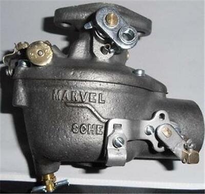 Minneapolis Moline Carburetor Model U Ut H Marvel Schebler Tsx 67 Carb Very Nice