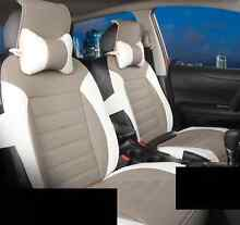 PU leather Universal 5 leather car seat cover grey Parramatta Parramatta Area Preview