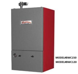 ✫ BRAND NEW IN CRATE GAS-FIRED WATER BOILER FOR SALE✫