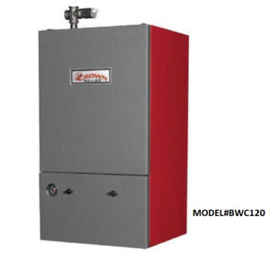 Brand New Crown Gas-Fired Water Boiler For Sale