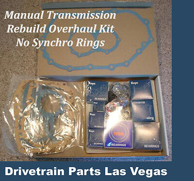Nv4500 5 Speed Manual Transmission Rebuild Kit 1992-up Dodge Trucks