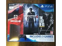 Ps4 1tb brand new/unopened.
