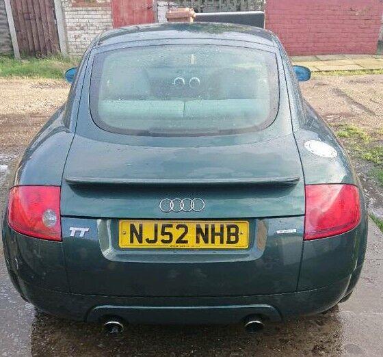 AUDI TT MK1 1 8T QUATTRO 225BHP (*SWAPS)   in Goole, East Yorkshire    Gumtree