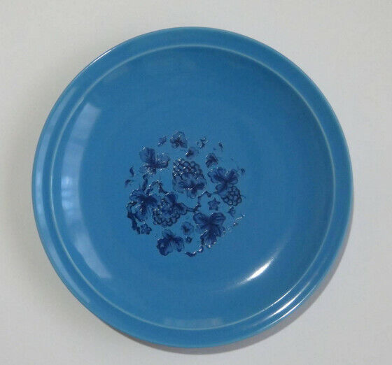 Beautiful Blue dish plate for daily use around 14cm #3