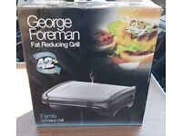 George foreman grill new