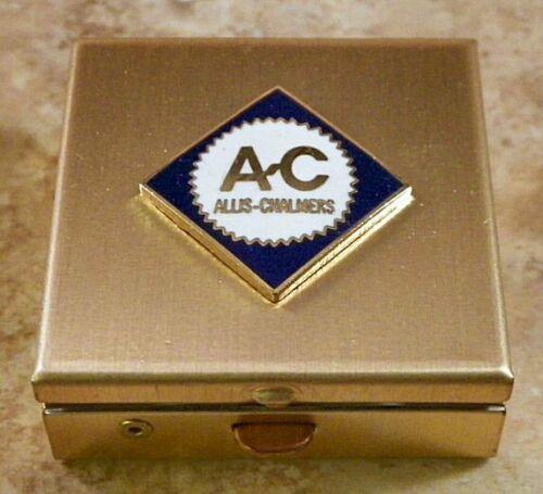 Allis-Chalmers Trinket - Snuff - Pill Box
