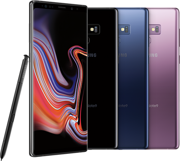 New-Samsung Galaxy Note9 SM-N960U -128GB -UNLOCKED Smartphon