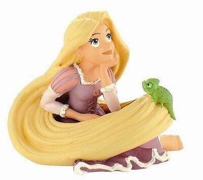 Disney RAPUNZEL mit Pascal Figur - Bullyland Sammelfigur Nr. 12419 - NEU