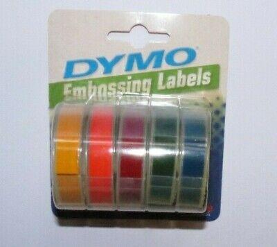 Dymo Label Tape Rainbow