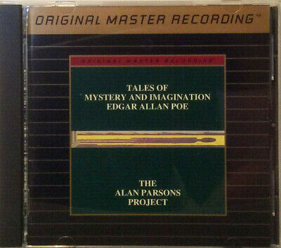 The Alan Parsons Project - Tales Of Mystery And Imagination  MFSL Gold