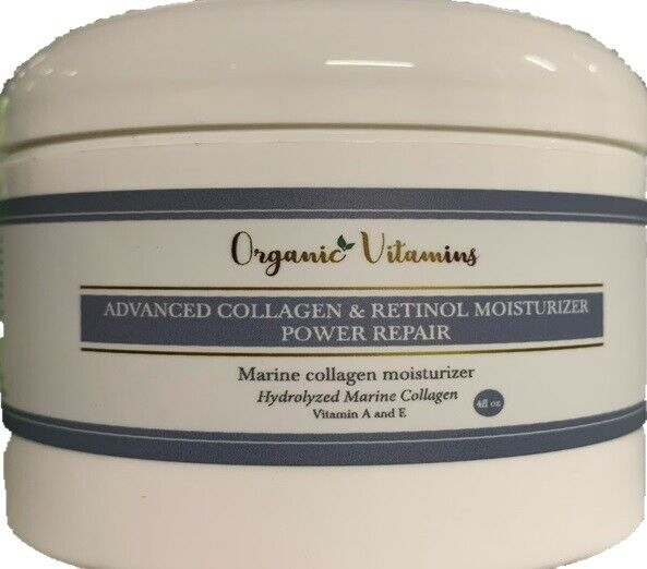 Night Cream Face Neck Eye Best Retinol Moisturizer Organic A