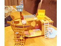 *** Sylvanian Families Treasure Ship***