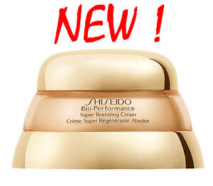 New Shiseido Bio-Performance Super Restoring Cream Anti-wrinkles 50ml / 1.7oz