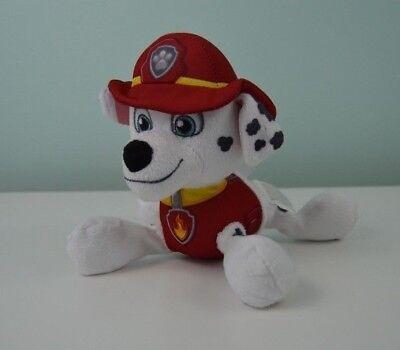 Paw Patrol Marshall Plush Stuffed Animal Toy Fireman Spin Master Nickelodeon