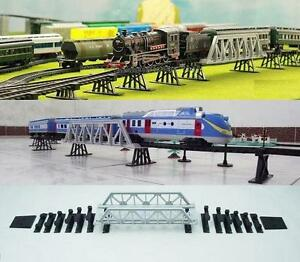 QL003-Model-Train-Railway-Truss-Girder-Bridge-TOMY-Thomas-1-87-HO-OO-Scale-NEW