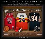 Nick's Lockerroom