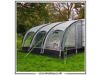 Sun camp 390 awning