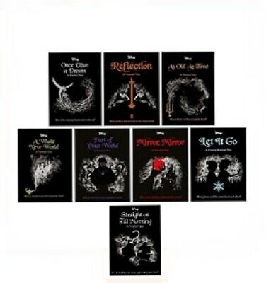 Disney A Twisted Tale 8 Books Collection Set New Pack - All 8 books - Brand New
