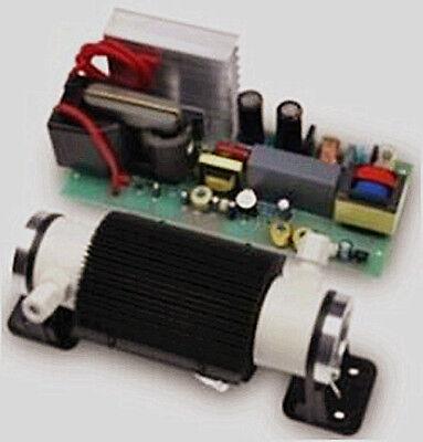 Good  6g/h Ceramic Ozone Generator Tube Adjust Power Supply