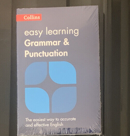 Easy+Learning+Grammar+and+Punctuation+%28Collins+Easy+Learning+English%29+by...
