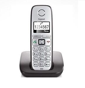 Siemens Gigaset E310 Senioren Telefon große Tasten schnurlos laut ECO DECT NEU