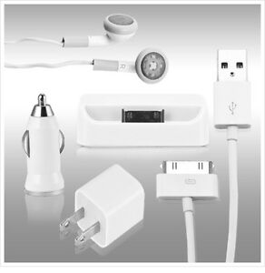 5-in1-iPhone-iPod-Accessory-Kit-w-Dock-Headphones-Data-Cable-AC-DC-Charger