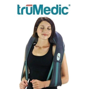 truMedic is-2000 Neck and Back Massager