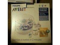 Philips Advent Microwave Steriliser