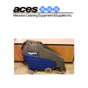 Used Floor Machine Auto Scrubber 20,24,26 wanted by ServiceCentr