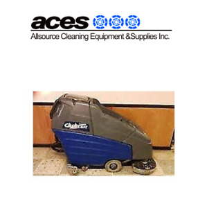 Used Auto Scrubber Floor Machine 20,24,26 wanted by ServiceCentr