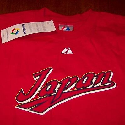 JAPAN BASEBALL CLASSIC T-Shirt YOUTH XL NEW w/ TAG