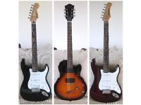 Older / Retro Electric Guitars, All In Very Good Condition.